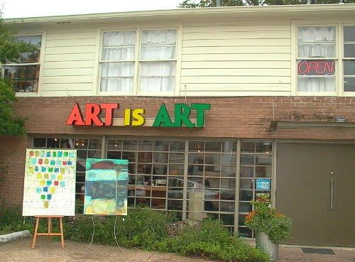 Gallery Interview: Art is Art Gallery