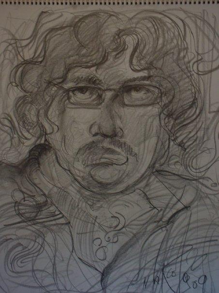 Artist Interview: Marcelo Angel Goycoechea
