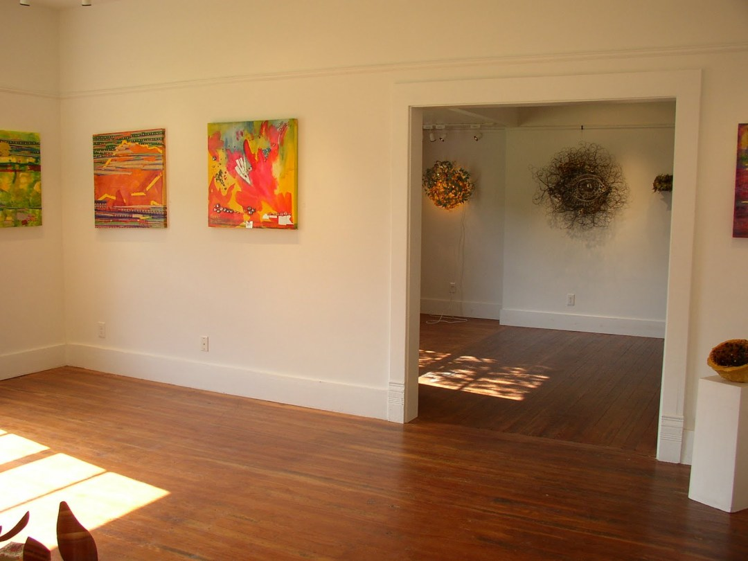 Gallery Interview: Eclectic Expressions: Artists Studios and Galleries