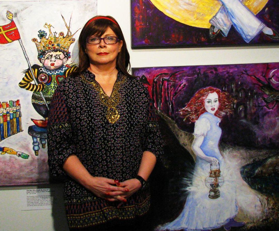 Art Event Photo Barbara Jeaneva Lloyd