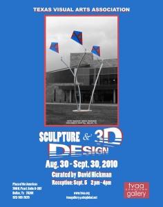 Texas Visual Art Association 3D Show