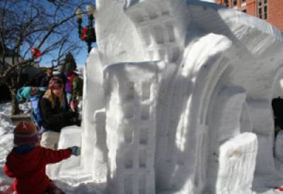 Call for Entries – 2011 Anderson Ranch Wintersculpt Snow Sculpture Competition: January 13-15, 2011