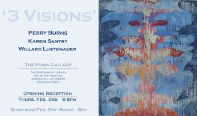 Art Exhibit Opening-Greenwich, CT.