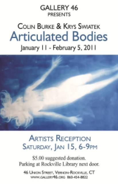 GALLERY 46 Upcoming Show! Art Opening Connecticut