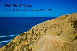 365 Surf Days by photographer Chris Lowery