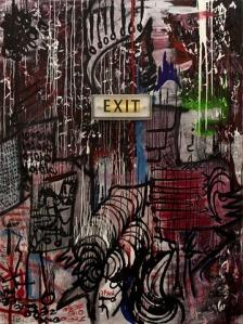 Art News from Blair Zaye