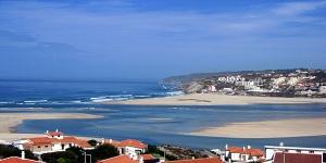 Travel Areias do Seixo Costa de Prata, Portugal