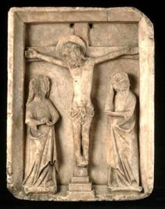 OBJECT OF DEVOTION: MEDIEVAL ENGLISH ALABASTER SCULPTURE FROM THE VICTORIA AND ALBERT MUSEUM Exclusive Southwestern Appearance at Tyler Museum of Art