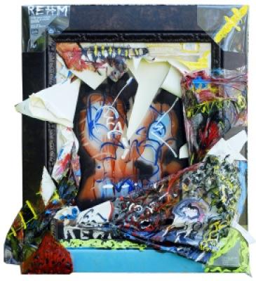 "Artist Eddie Rehm ""Reveals"" Latest Works NEW YORK, NY, USA"