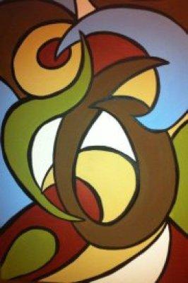 IRIS Candelaria Art